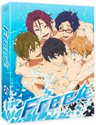 Free! - Integrale Saison 1 - DVD Collector