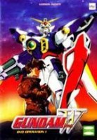 Dvd -Mobile Suit Gundam Wing Vol.1