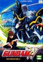 Dvd -Mobile Suit Gundam Wing Vol.2