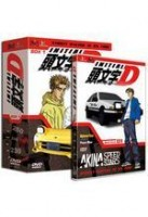 anime - Initial D - First Stage + Artbox Vol.1