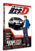 anime - Initial D - First Stage Vol.1