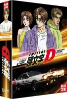 vidéo manga - Initial D - First stage + Second stage