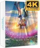 Enfants du temps (les) - Weathering With You - Édition Collector Blu-Ray & Blu-Ray 4K