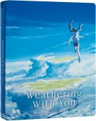 Enfants du temps (les) - Weathering With You - Édition Steelbook Blu-Ray & DVD
