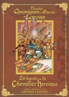 Lodoss - La légende du Chevalier Héroique - Collector Vol.2