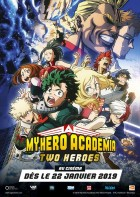 My Hero Academia - Two heroes - Blu-Ray
