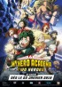 manga animé - My Hero Academia - Two heroes - Blu-Ray