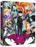Anime - Mob Psycho 100 - Saison 1 + 6 OAV - Edition Collector - Coffret Blu-ray