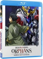 Dvd -Mobile Suit Gundam : Iron-Blooded Orphans - Saison 2 - Edition collector Blu-Ray