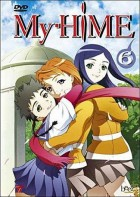 anime - My - HiME Vol.6