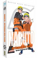 anime - Naruto -  Les 11 Films - Collector Limitée A4 - Blu-Ray