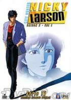 Dvd -Nicky Larson/City Hunter Saison 2 Vol.1