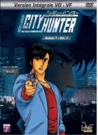 Dvd -Nicky Larson/City Hunter VOVF Uncut Saison 1 Vol.1
