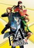 manga animé - Persona 4 The Animation Vol.4