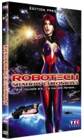vidéo manga - Robotech - The Shadow Chronicles