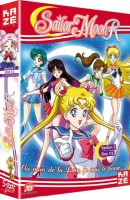 Dvd -Sailor Moon - Saison 2- Coffret Vol.1