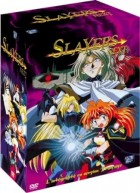 Dvd -Slayers Next - Intégrale VF