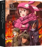 vidéo manga - Sword Art Online Alternative Gun Gale Online - Edition Collector Box 2/2 DVD