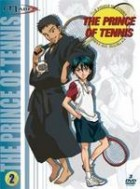 Dvd -The Prince of Tennis Vol.2
