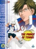 Dvd -The Prince of Tennis Vol.3