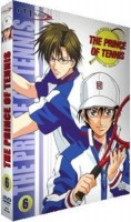 Dvd -The Prince of Tennis Vol.6