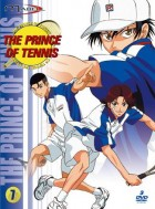 Dvd -The Prince of Tennis Vol.7