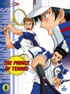Dvd -The Prince of Tennis Vol.8