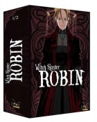 Witch Hunter Robin VO/VF Coffret Vol.1