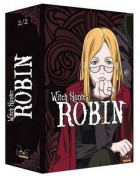 Witch Hunter Robin VO/VF Coffret Vol.2