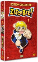 Dvd -Zatchbell Collector Vol.1