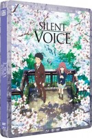 A Silent Voice - Steelbook DVD+Blu-Ray