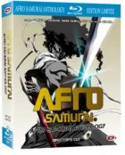 vidéo manga - Afro Samurai - Afro Samurai Resurrection - Anthology - Blu-Ray