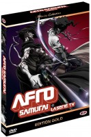 anime - Afro Samurai - Edition Gold