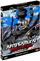anime - Afro Samurai Resurrection - Edition Gold