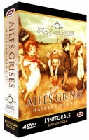 Dvd -Ailes Grises (Haibane Renmei) - Intégrale - Collector - VOSTFR/VF
