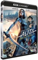 anime - Alita - Battle Angel - 4K Ultra HD + Blu-ray