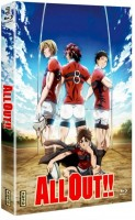 All Out!! - Intégrale Blu-Ray