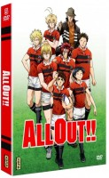 Anime - All Out!! - Intégrale DVD