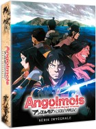 anime - Angolmois – Record of Mongol Invasion - DVD