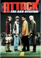 Dvd -Attack the gas station