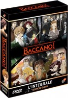 Dvd -Baccano! Intégrale - Gold