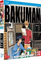 Dvd -Bakuman - Saison 1 - Blu-Ray Vol.1