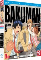 Dvd -Bakuman - Saison 1 - Blu-Ray Vol.2