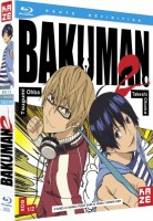 anime - Bakuman - Saison 2 - Blu-Ray Vol.1