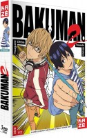 anime - Bakuman - Saison 2 Vol.1