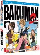 Dvd -Bakuman - Saison 2 - Blu-Ray Vol.2