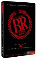 Dvd -Battle Royale - Director's Cut