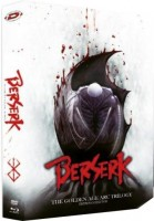 Anime - Berserk : l'Âge d'or - 3 films - Edition Collector - Coffret DVD + Blu-ray