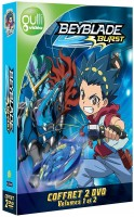 anime - Beyblade Burst Coffret vol 1 & 2