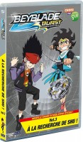 anime - Beyblade Burst - Saison 2 Vol.3